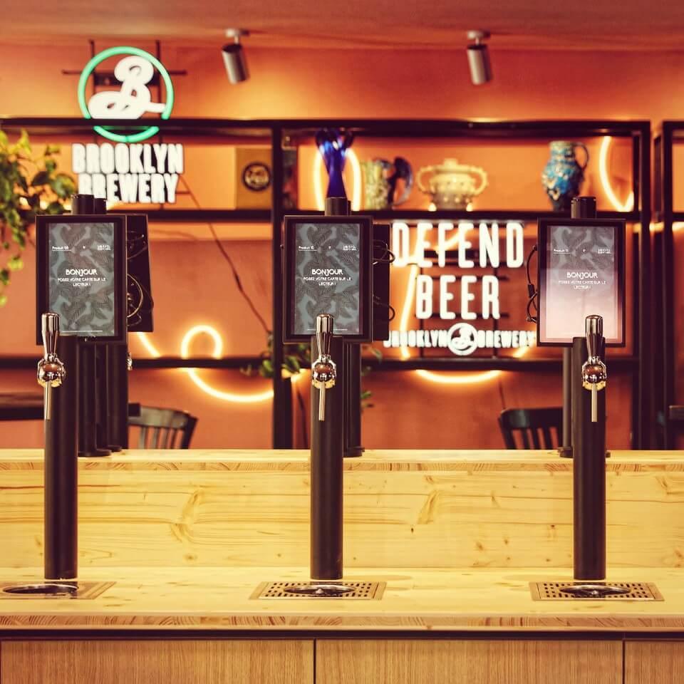 foam bar a bière pression joya lifestore (1)